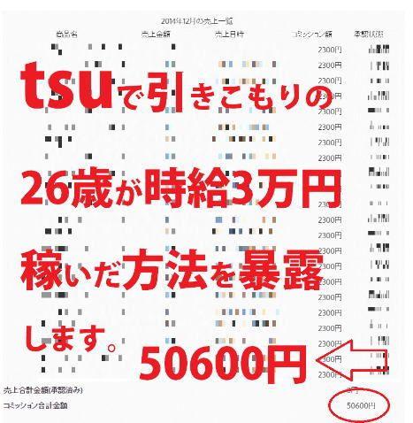 池田光氏のtsuで引きこもりの26歳が時給3万円稼いだ方法