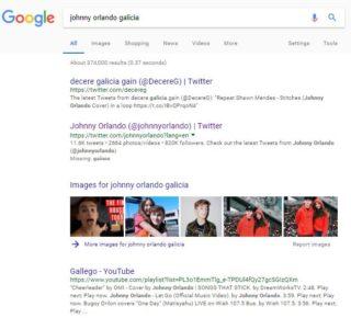 「johnny orlando galicia」の検索結果