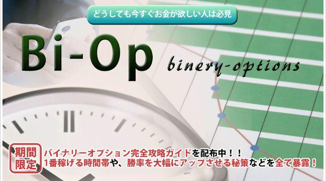 Bi-Opの紹介ページ