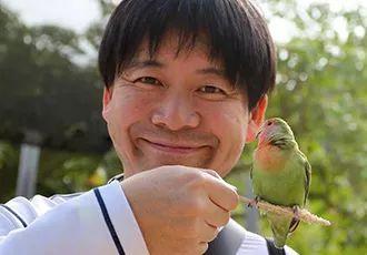 畑岡宏光氏の顔写真