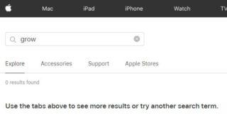 growアプリの検索結果
