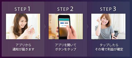 金の小槌アプリの使い方