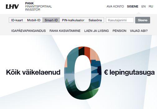 LHV銀行