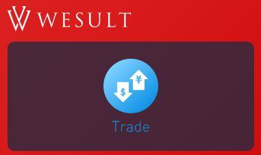 WESULTアプリ