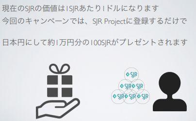 1万円分プレゼント