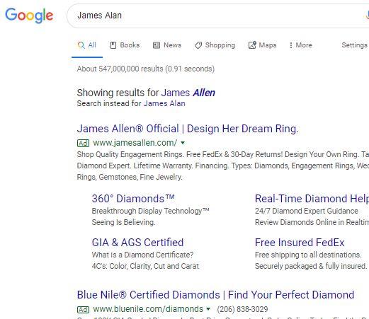 James Alanの検索結果