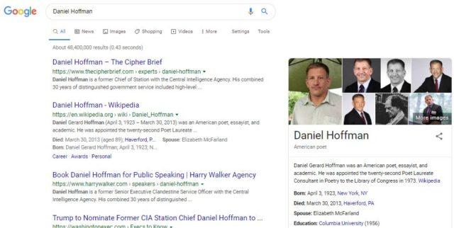Daniel Hoffmanの検索結果