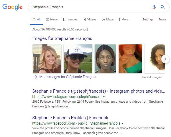 Stéphanie Françoisの検索結果
